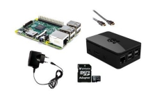raspberry pi 2 model b bundel