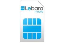 lebara online pre paid simkaart