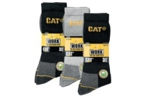 cat 3 pack herensokken