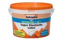 alabastine 2in1 super elastische latex