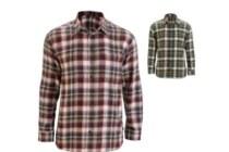 life line flanellen shirt type theun