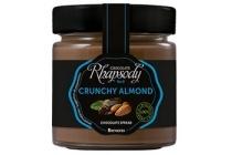 brinkers rhapsody crunchy almond