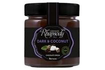 brinkers rhapsody dark en amp coconut