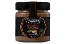 brinkers rhapsody sea salted caramel
