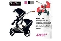 go4 two kinderwagen