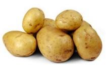 deen vastkokende aardappelen