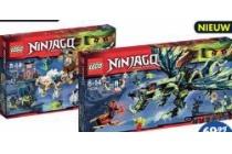 lego ninjago de draak van meester wu