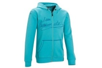 sweater passionate turquoise