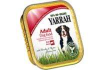 yarrah hond alucup brokjes rund