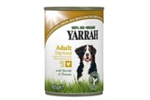 yarrah hond brokjes kip in saus