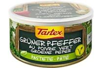 tartex groene peper