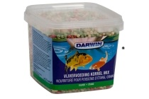 darwin vijvervoeding