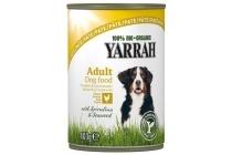yarrah hondenvoer pat en eacute met kip