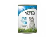 yarrah kattenvoer pat en eacute met vis