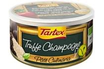 tartex truffel champagne