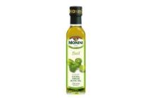 monini olijfolie basilicum extra vierge