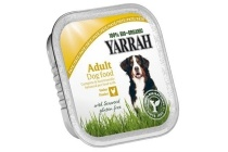 yarrah hond wellness pat en eacute kip zeewier