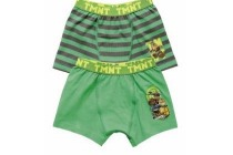 2 ninja turtles boxershorts