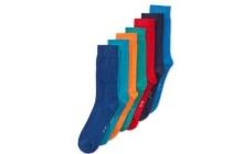 7 paar sokken big cotton