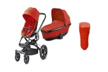 quinny moodd red revolution mega package deal