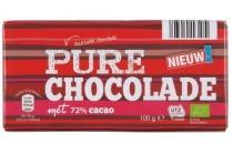 mama natuur pure chocolade