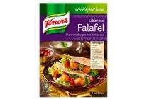 knorr wereldgerecht falafel