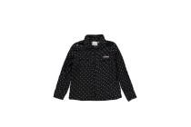 vingino leandra blouse met hartjesdessin en pailetten details