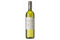 santa cecilia organic torront en eacute s chardonnay