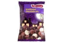 kruidvat chocolade mix kruidnoten