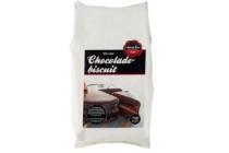 bake en amp deco mix voor chocoladebiscuit