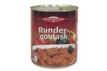 runder goulash