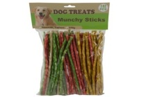 dog treats munchy sticks