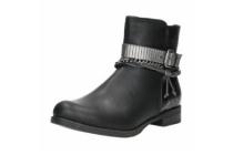 marco tozzi zwarte biker boots