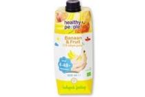 healthy people biologisch fruitsap