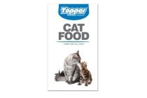 topper multimix kattenbrokjes 10 kilo