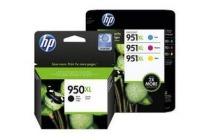 hewlett packard 950xl hp 951xl cartridge multipack c2p43a