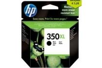 hewlett packard 350xl cartridge cb336ee zwart