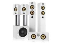 b en amp w 5 1 luidsprekersysteem