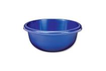 curver afwasbak metallic blauw rond