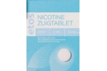 etos nicotine zuigtablet