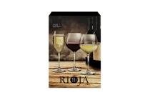 royal leerdam rioja wijnglazen 18 delig
