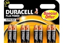 duracell plus power penlite aa