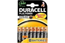 duracell plus power mini penlite aaa