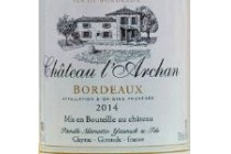 bordeaux chateau d argan