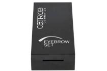 catrice eye brow set