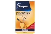sleepzz drink en amp dream