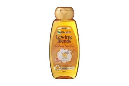 garnier loving blends shampoo
