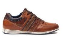 mc gregor sneaker cognac