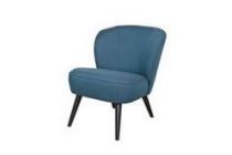 woood fauteuil sara
