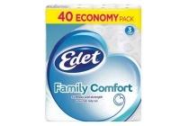 edet family toiletpapier